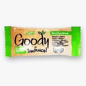 Батончик-фруктово-ореховый-«Goody-Настроение»