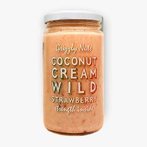 Кокосовая-паста-клубнично-медовая-Wild-Strawberry