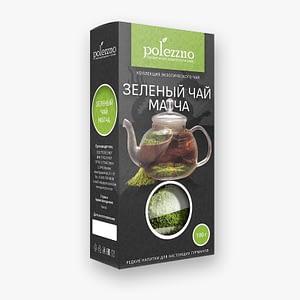 МАТЧА органический японский зеленый чай 100гр