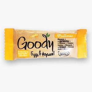 Батончик-фруктово-ореховый-«Goody-Фитнес»